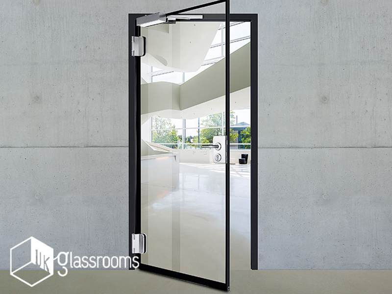 Glass Fire Doors Glass Roof Terrace Cover Examples Elegantly