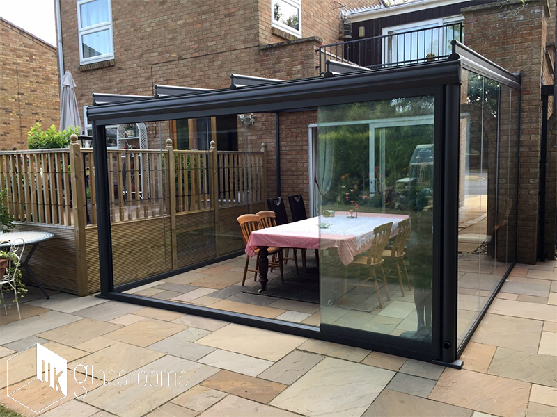 Glass Rooms Glass Roof Amp Terrace Cover Examples