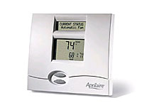 Somfy interior thermostat controller