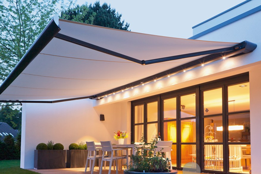 LED Lite Domestic Awnings