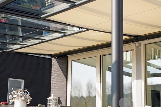 Glass Roofs & Garden Verandas   Extension With Glass Roof   Samson
