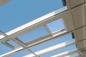 Glassroom Skylight