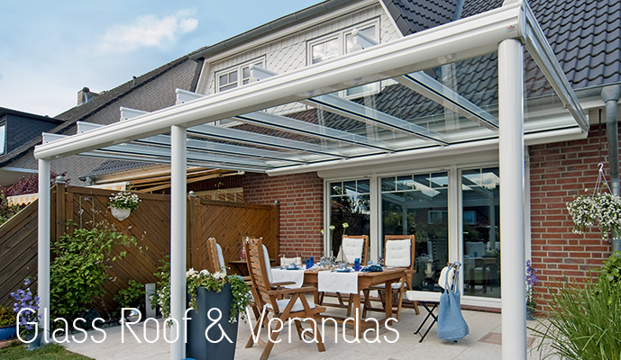 Glass Roof And Verandas